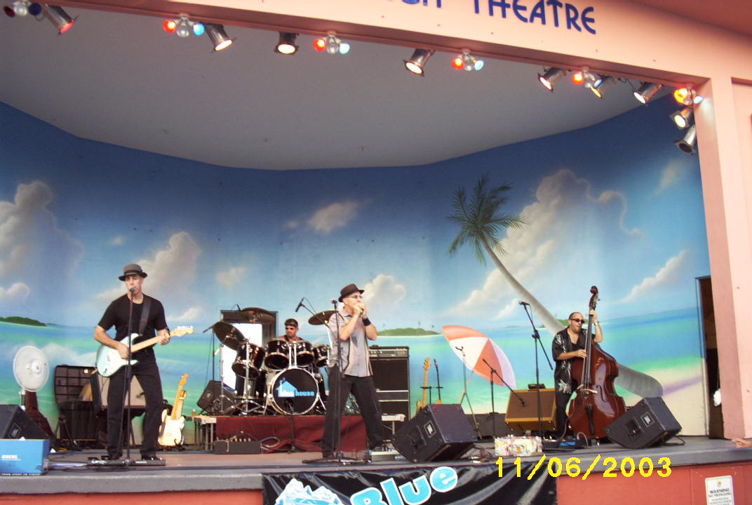 Hollywood Beach Band Shell June 11